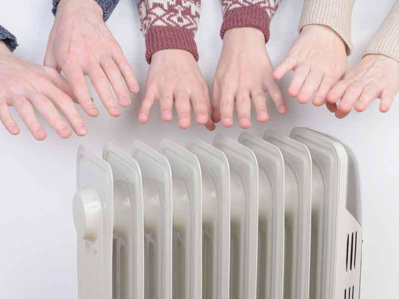 Тепло для населения