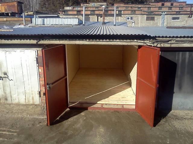Процессрегистрации гаража