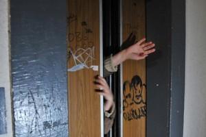 Неполадки в работе лифта